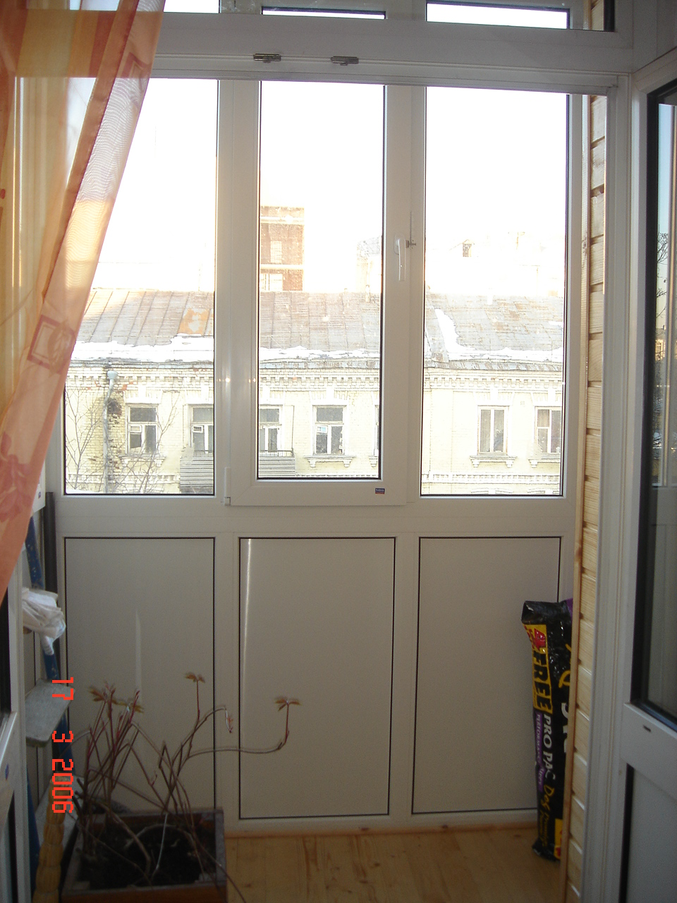 Галерея - столица окна.